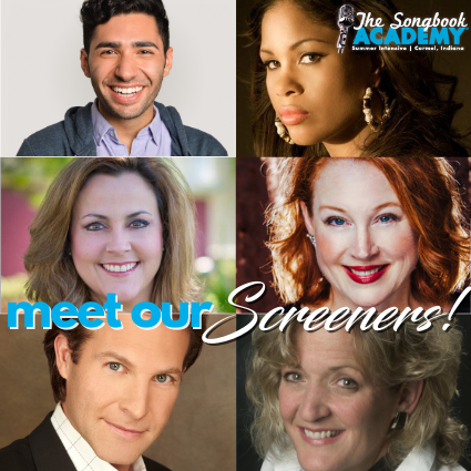 Meet our Screeners - The Songbook Academy