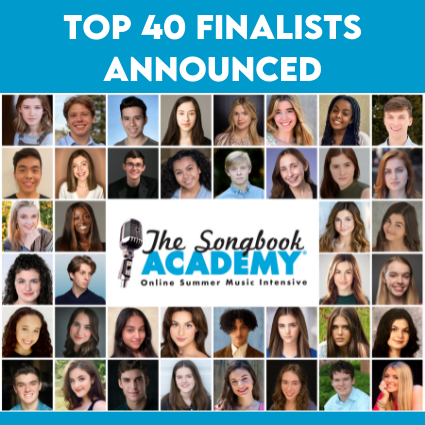 Top 40 Finalists Announced